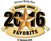 2016 Readers Choice Favorite
